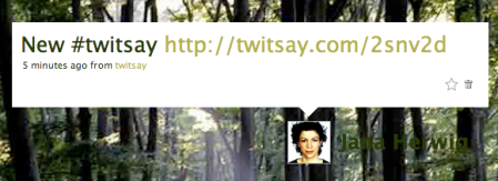 Twitsay