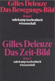 Gilles Deleuze Kino 1 und 2