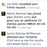 Lily Allen ist meine Freundin