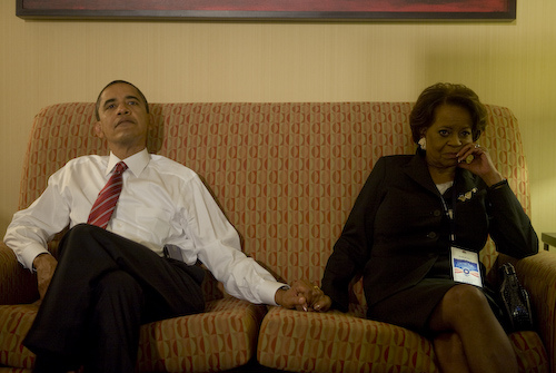 Obama Wahlnacht