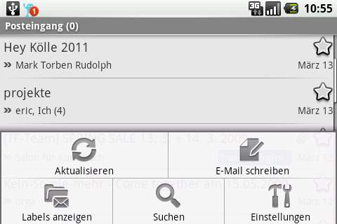 G1 Inbox