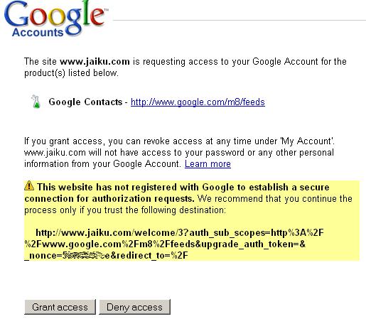 googleJaijku