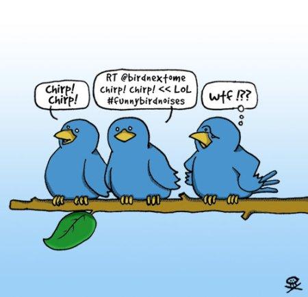 Twitter in der bildungsarbeit