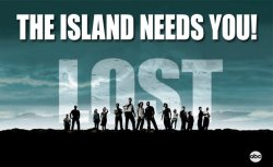 Lost The Island Needs you